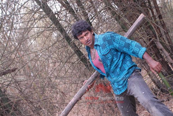 Puneeth Rajkumar as Jackie
