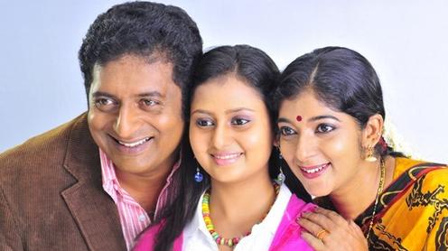 Prakash Rai & Sitara
