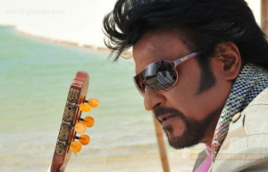 Rajni in Enthiran