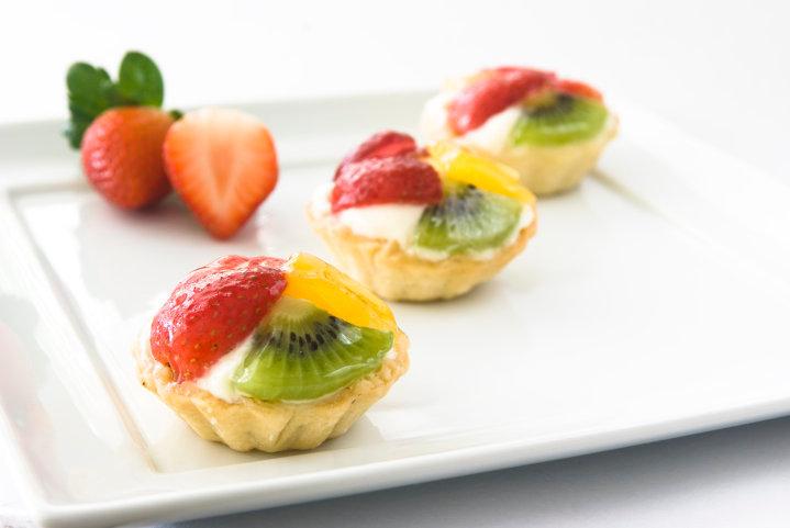 Ain't the Fruit Tart  colourful?
