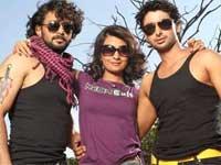 Dilip Raj, Radhika Pandit & Tarun
